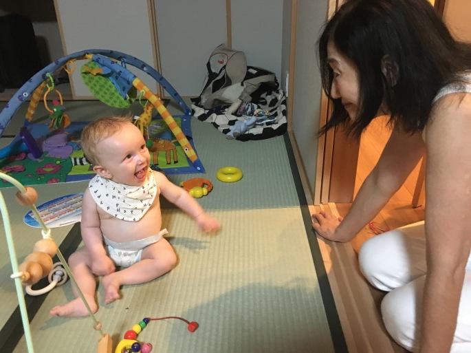 Miyoko and Floris