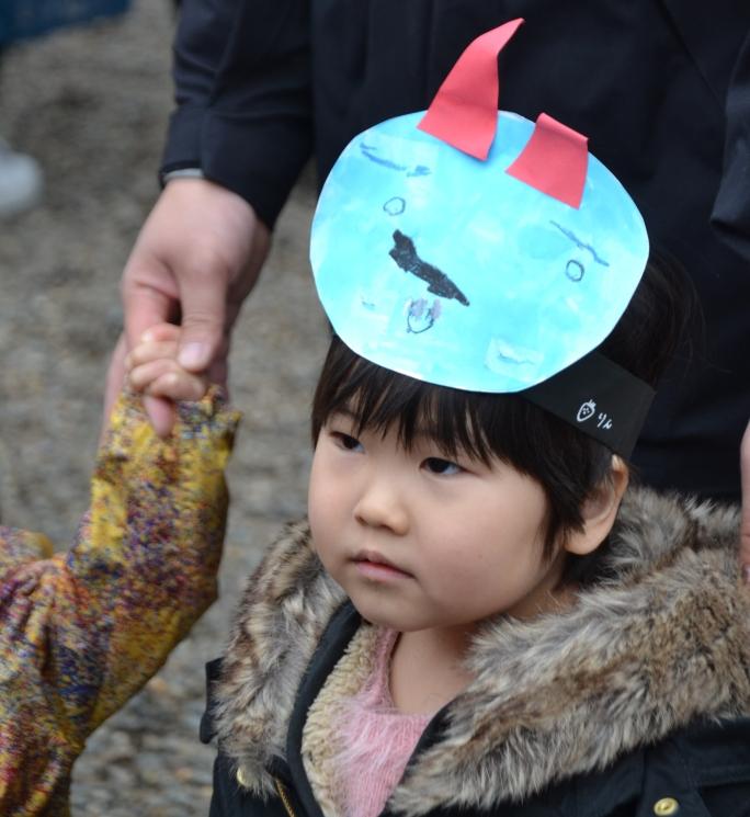 Betekenis van het Setsubun festival Japan