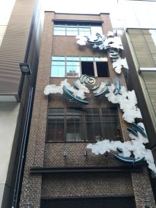 Tokyo Ginza architecture 2