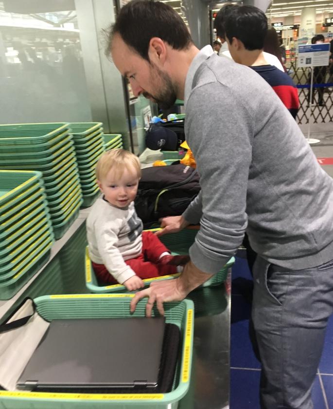 Tips voor vliegen met kinderen